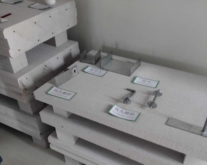 施工现场材料分类堆放