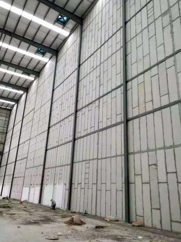 轻质隔墙板深圳巨能建筑科技浅谈它的优势是什么?