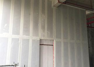 蒸压轻质alc加气混凝土墙板施工注意事项