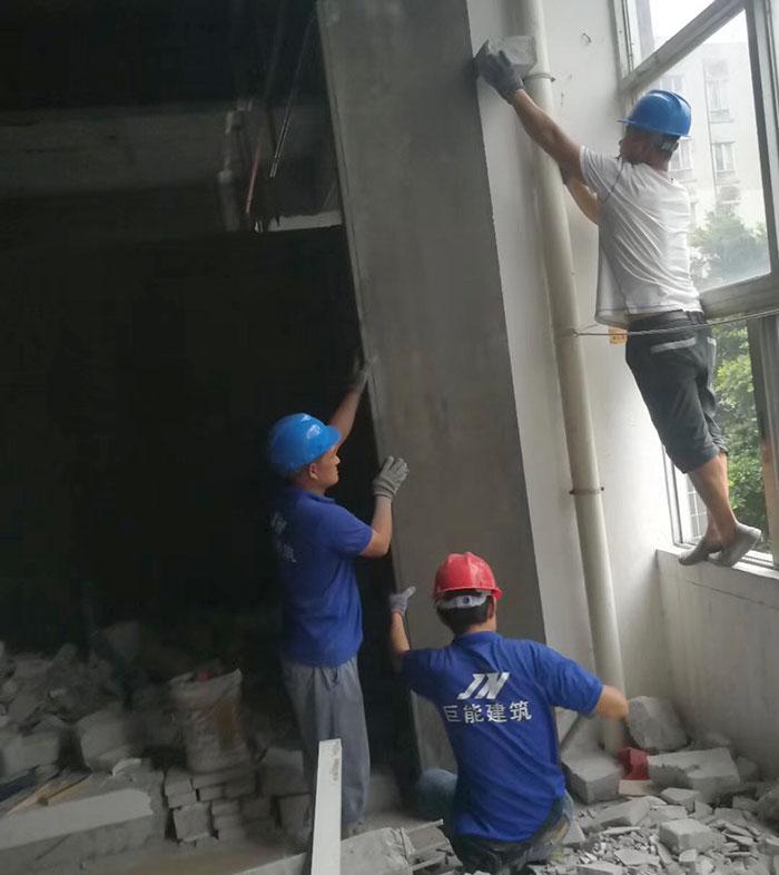 深圳轻质复合墙板安装