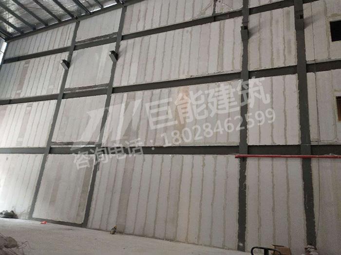 蒸压加气混凝土墙板在未来有良的好发展前景